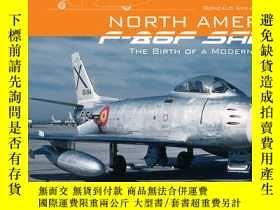 二手書博民逛書店North罕見American F-86F Sabre: The