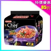 【MAMEE金廚】風味麵-泰式酸辣80g (4包/組)*2組 【合迷雅好物超級商城】