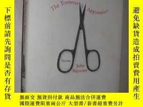 二手書博民逛書店英文原版罕見The Torturer s Apprentice