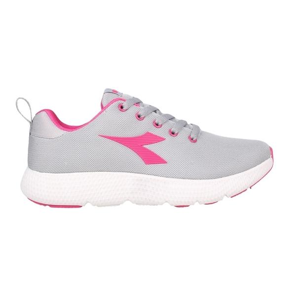 DIADORA 女專業輕量慢跑鞋(路跑 炫彩反光 避震 運動≡體院≡ DA31659
