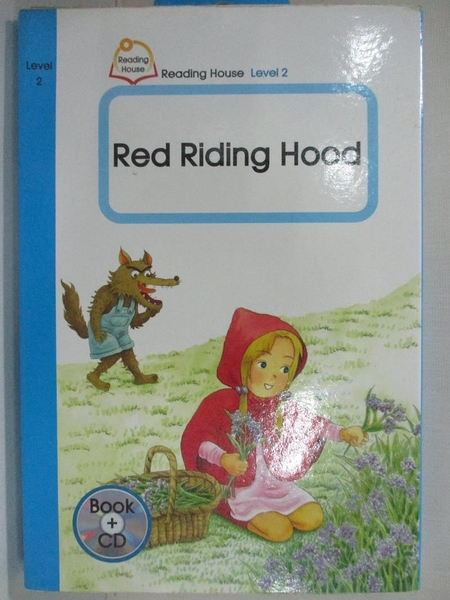 【書寶二手書T5/語言學習_BES】Red Riding Hood