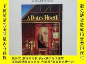 二手書博民逛書店HENRIK罕見IBSEN A Doll s House(英文原