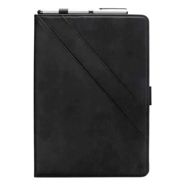 三星 Tab S3 S4 S5e S6 lite 9.7 10.5 10.5 皮革保護套牛皮仿真皮翻蓋前袋口插卡平板皮套