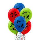 迪士尼 氣球 12吋乳膠氣球6入-玩具總動員
