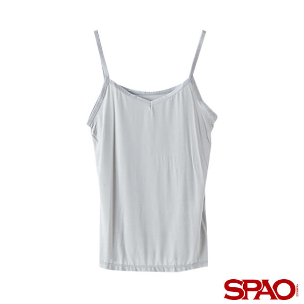 SPAO女款內搭細肩帶背心-共6色