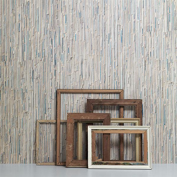 【進口牆紙】Remixed Wallpaper by Arthur Slenk【訂貨單位48.7cm×9m/卷】荷蘭 仿真(fake) REM-07
