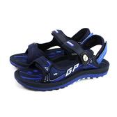 G.P 阿亮代言 涼鞋 雨天 防水 深藍色 男鞋 G0791M-20 no375