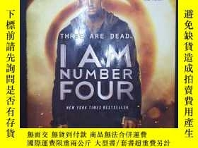 二手書博民逛書店I罕見Am Number Four Movie Tie-in Edition (Lorien Legacies)奇