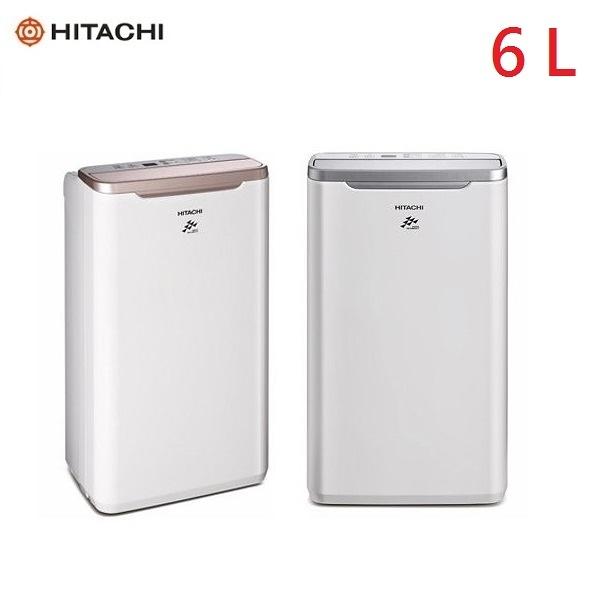HITACHI 日立6L舒適乾燥除濕機 RD-12FQ / RD-12FR *免運費*