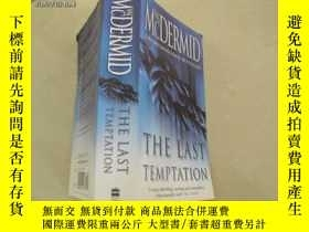二手書博民逛書店MCDERMID罕見THE LAST TEMPTATION113