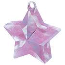 星星氣球座-彩虹白