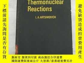 二手書博民逛書店controlled罕見thermonuclear reacti