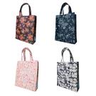 【本之豐】7100 防水 提袋 環保袋 紅玫瑰/紫玫瑰/貓頭鷹/貓 台灣製造