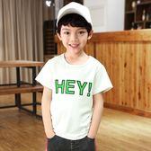 米西果男童短袖t恤 2018夏季新款潮裝中大童童裝韓版兒童體恤休閑gogo購