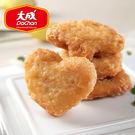 【大成】招牌優質嫩雞塊 *1包組(1kg/勁量包)