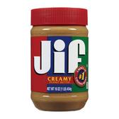 JIF香滑花生醬454g【愛買】
