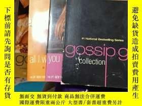 二手書博民逛書店gossip罕見girl.三冊全Y11418 von ziegesar little brown ISBN:9