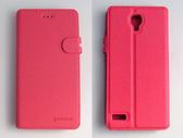 gamax Xiaomi 紅米note 磁扣荔枝紋 側翻手機保護皮套 側立插卡內TPU軟殼 商務二代