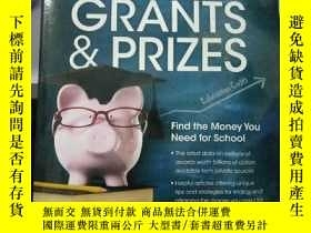 二手書博民逛書店Scholarships,罕見Grants & PrizesY1