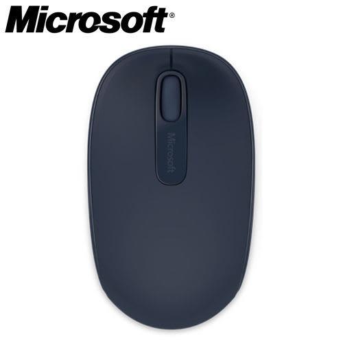 [哈GAME族]免運費 可刷卡 Microsoft 微軟 1850 無線行動滑鼠 無線滑鼠 舒適方便 隨插即用 神秘藍