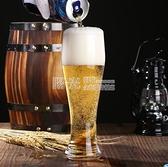 酒杯 啤酒杯 6只套裝 玻璃杯莫吉托杯 大容量網紅雞尾酒杯子帶把家用 NMS陽光好物