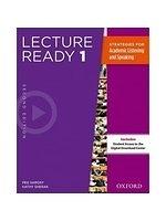 二手書博民逛書店《Lecture Ready Student Book 1, S