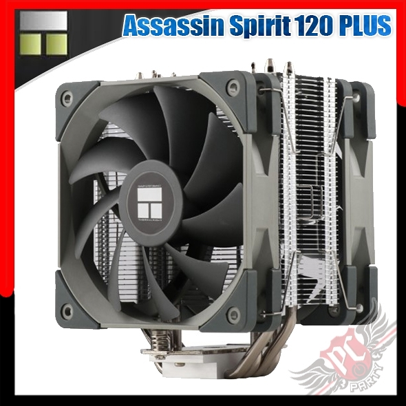 [ PC PARTY ] 利民 Thermalright Assassin Spirit 120 PLUS 刺靈 單塔 散熱器