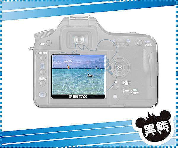 黑熊館 Canon PENTAX 相機專用 5D3 5DII 7D 60D 70D 600D 650D 700D 550D 1100D K-20D 水晶螢幕防刮