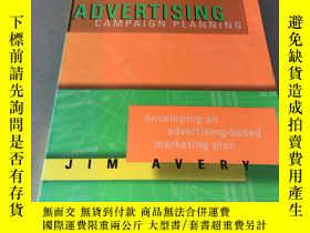 二手書博民逛書店Advertising罕見Campaign PlanningY2