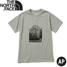 【The North Face 男 短袖上衣 AP《龍舌蘭綠》】4U9H/短T/T恤/休閒短袖