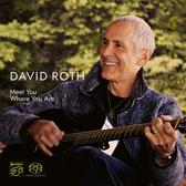 【停看聽音響唱片】【SACD】大衛.羅斯:與你相遇