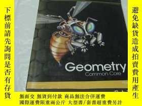 二手書博民逛書店Geometry罕見Common CoreY17081 ISBN