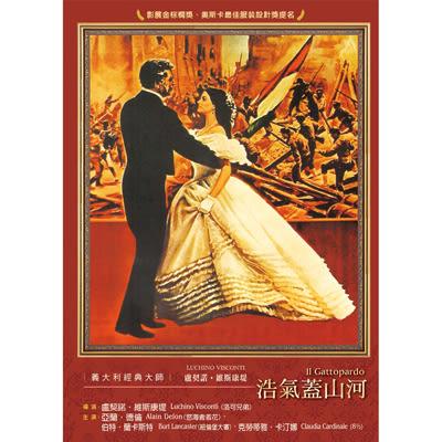 浩氣蓋山河DVD