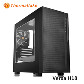 Thermaltake 曜越 Versa H18 中直立式開窗 M-ATX 機殼