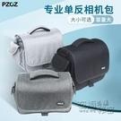 相機包 適用于sony索尼佳能尼康富士單反相機包G7X2微單800攝影200D二代a6000斜跨男女單肩M5 衣櫥秘密