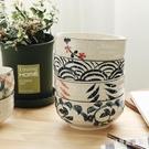 泡麵碗 日式和風陶瓷大號面碗湯碗大碗沙拉碗拉面碗家用 BT6567『寶貝兒童裝』