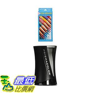 [106 美國直購] Prismacolor Col-Erase Erasable Colored Pencils, Set of 24 Assorted Colors with Pencil Sharpener