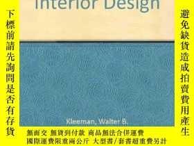 二手書博民逛書店Challenge罕見of Interior DesignY34
