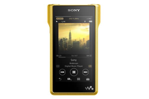 結帳現折 ★限量贈64G高速卡~ SONY 256GB Walkman 數位隨身聽 NW-WM1Z 99.96%OFC無氧銅