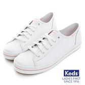 KEDS KICKSTART 經典綁帶帆布鞋 181W132545 女鞋 休閒│平底│小白鞋