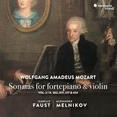 【停看聽音響唱片】【CD】莫札特:小提琴奏鳴曲第三集