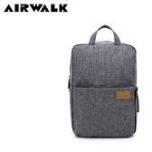 【橘子包包館】AIRWALK 視界行旅攝影後背包 A855320012 灰色