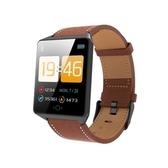 【JSmax】JSmax SW-CK19 旗艦智慧健康運動管理手錶(運棕色