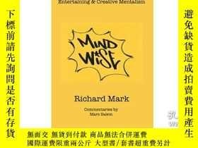 二手書博民逛書店MIND罕見WISE: Subtitle is Entertaining & Creative Mentalism