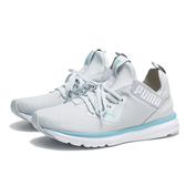 PUMA ENZO BETA WNS 灰 水藍 襪套式 運動鞋 女 (布魯克林) 19244308