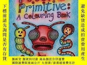 二手書博民逛書店Bugs罕見of the Future Primitive: A Colouring BookY360448