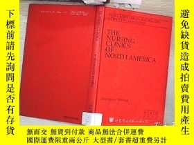 二手書博民逛書店THE罕見NURSING CLINICS OF NORTH AMERICA:Emergency Nursing 北