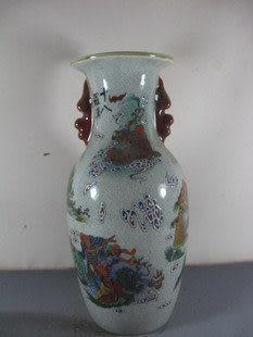 瓷器 陶瓷 十八羅漢瓶