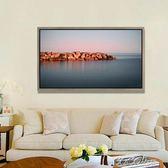 油畫 飾畫電錶箱畫臥室床頭客廳壁畫掛件油畫現代簡約 coco衣巷