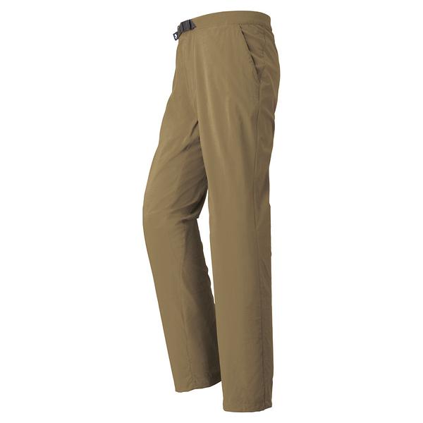[好也戶外]mont‧bell STRETCH O.D. 男款彈性登山長褲 黑 卡其 No.1105471-BK/TN